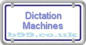 dictation-machines.b99.co.uk